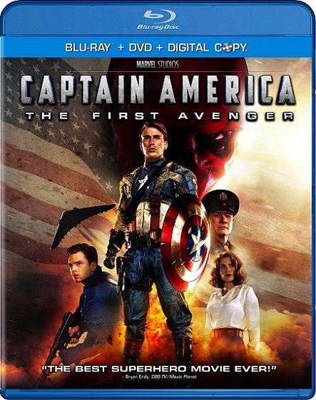 Capitán America: The First Avenger (Capitán América: El Primer Vengador) (2011) 1080p BluRay REMUX 30GB mkv Dual Audio DTS-HD 7.1 ch