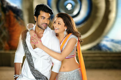 Ram Charan And Kajal