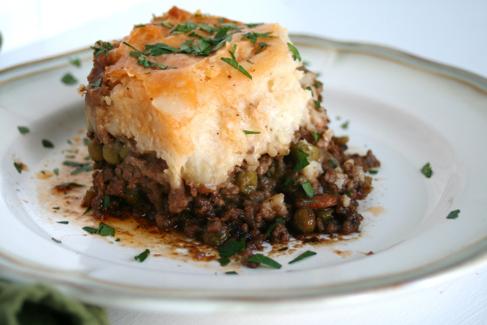 I Thee Cook: Shepherds Pie