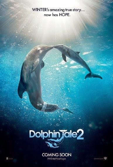 Cổ Tích Cá Heo 2 - The Dolphin Tale 2