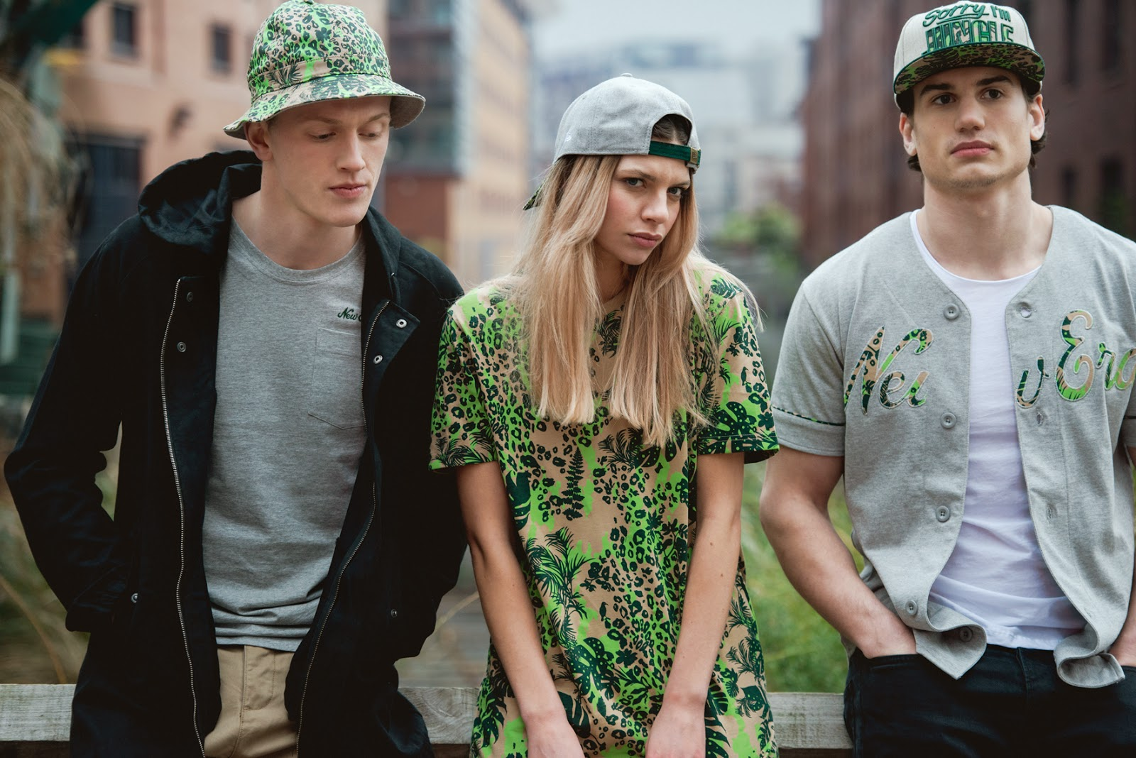 New Era, primavera, Spring 2015, gorras, complementos, sportwear, casual, moda femenina., Jungle Pack, be divinity,