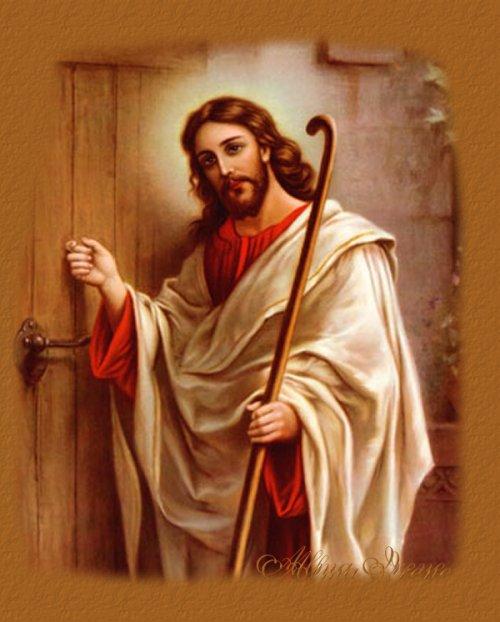Blog cat lico gotitas espirituales im genes de jes s for Jesus a porta