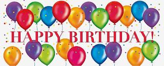Happy Birthday with Balloons, part 3