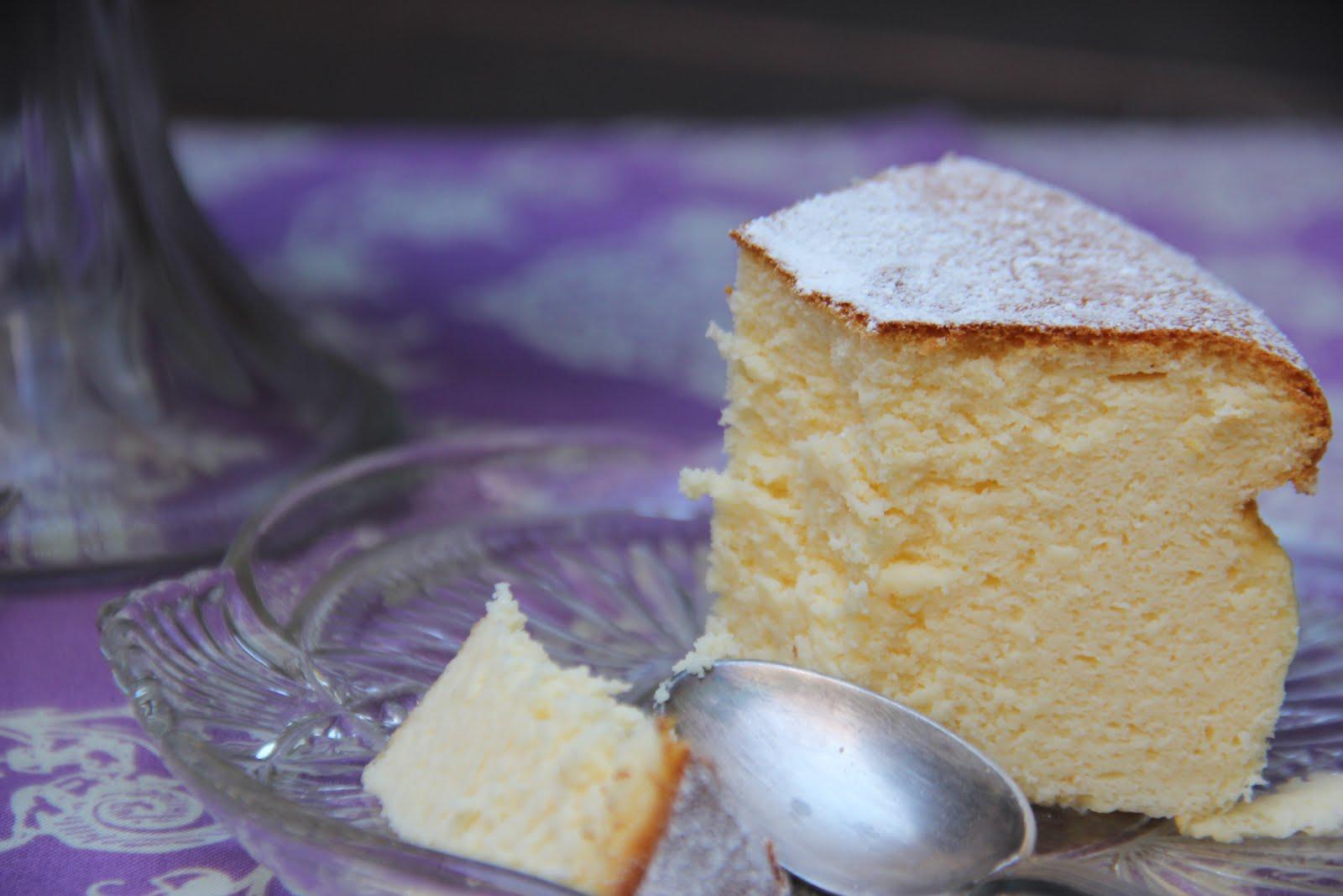 Japones Baños Del Carmen:Cosicas dulcesy alguna salada: Pastel japonés con tres