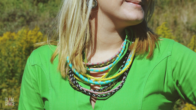 Kate Spade Saturday Statement Necklace