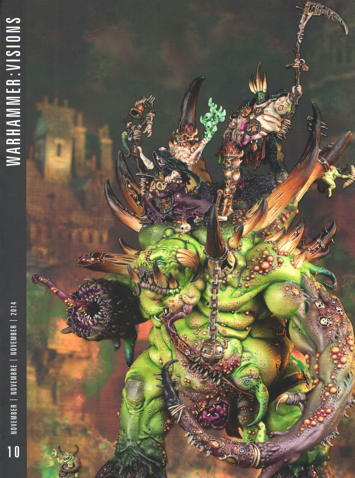 Warhammer: Visions, número 10