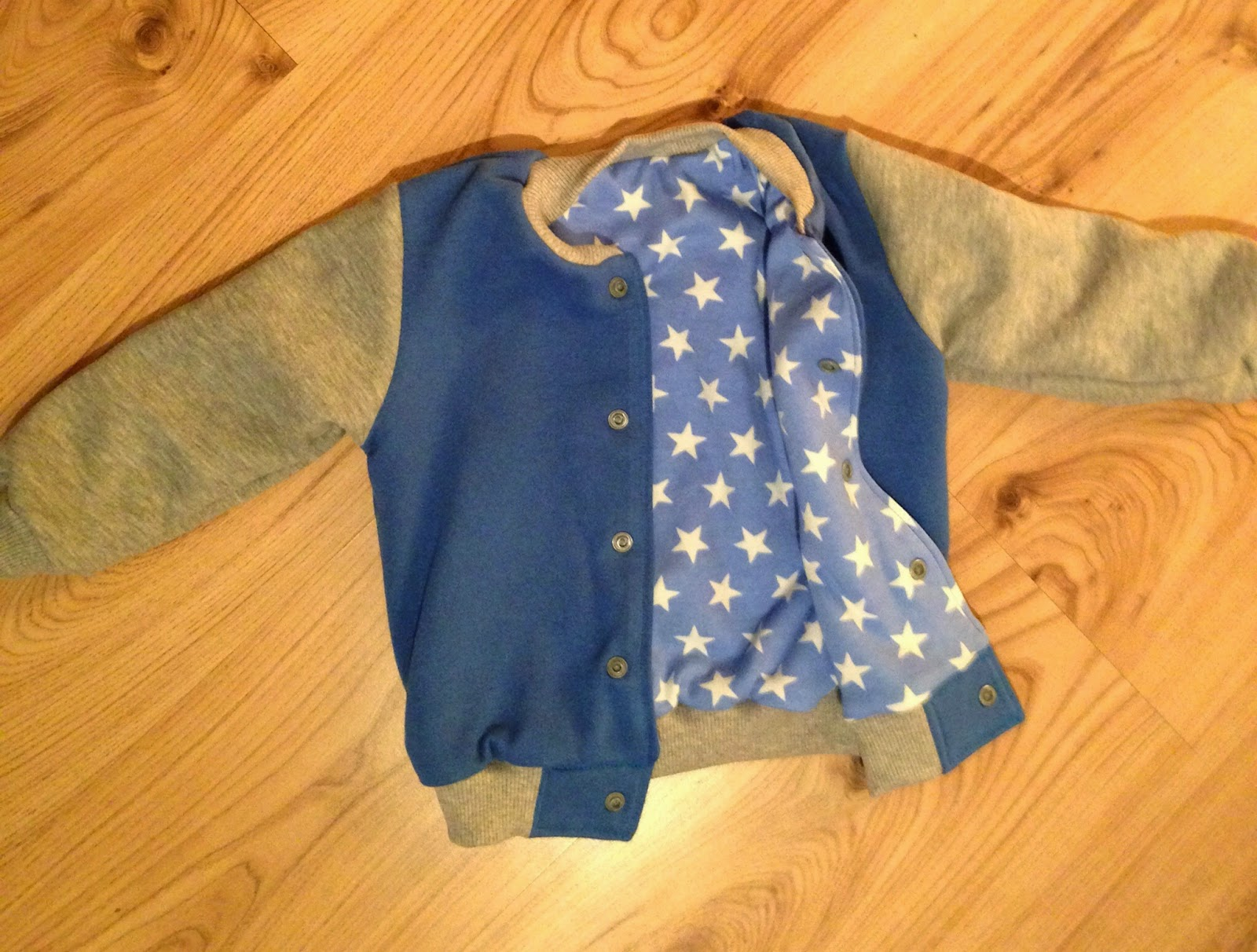 College jacke madchen schnittmuster
