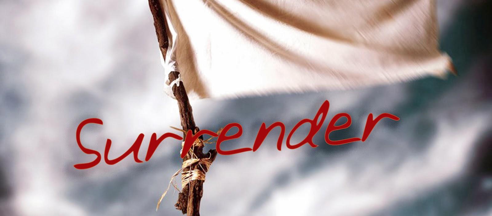 Displaying 19> Images For - I Surrender To God...