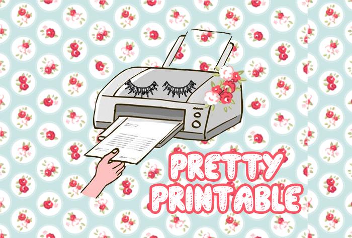 pretty printable