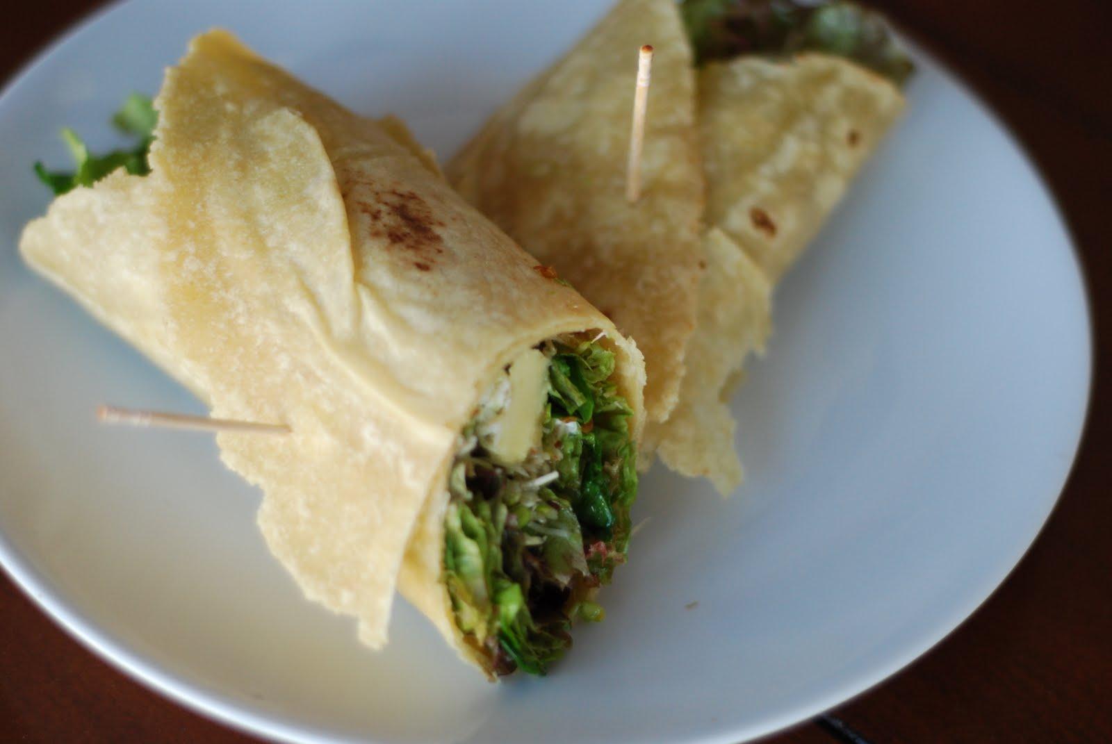 ... + ideas about Veggie Wraps on Pinterest | Wraps, Wrap Recipes and