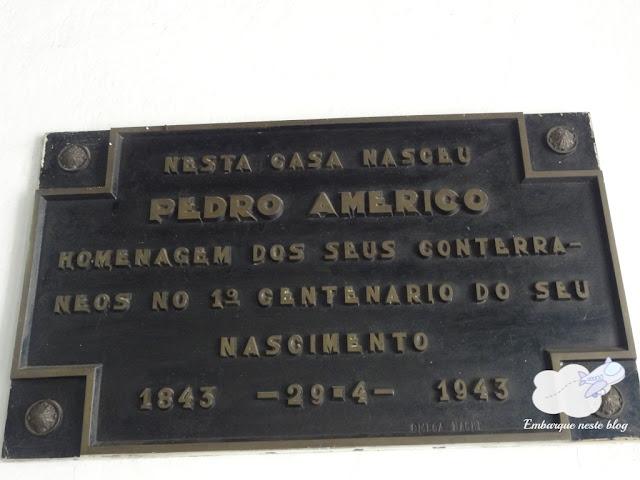Museu Casa Pedro Américo, Areia, PB