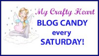 My Crafty Heart Weekly Blog Candy!