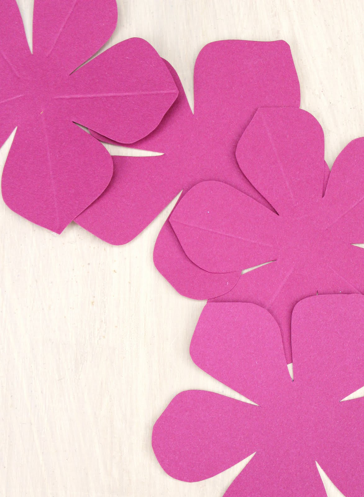 diy paper flower templates - Selo.l-ink.co