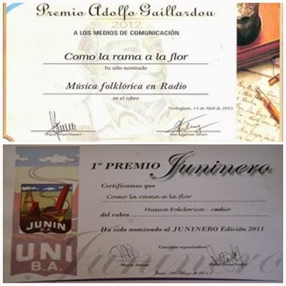 Nominaciones Gaillardou-Juninero