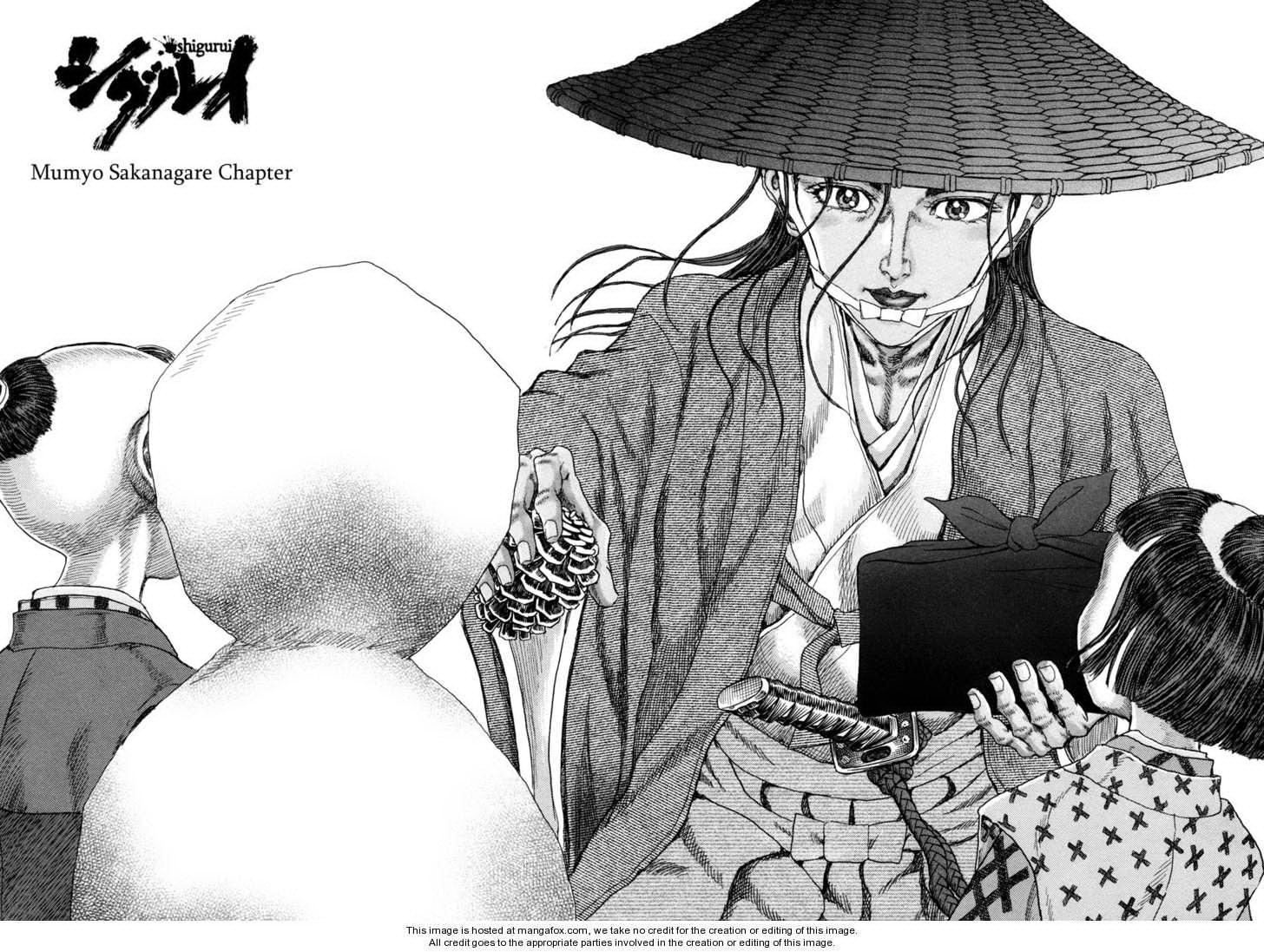 Shigurui - Cuồng Tử chap 84 - Trang 32