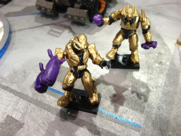 Halo Mega Bloks Elite