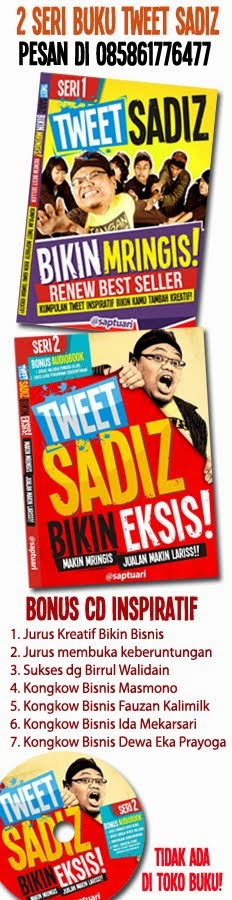 BUKU SAPTUARI.. BEST SELLER!