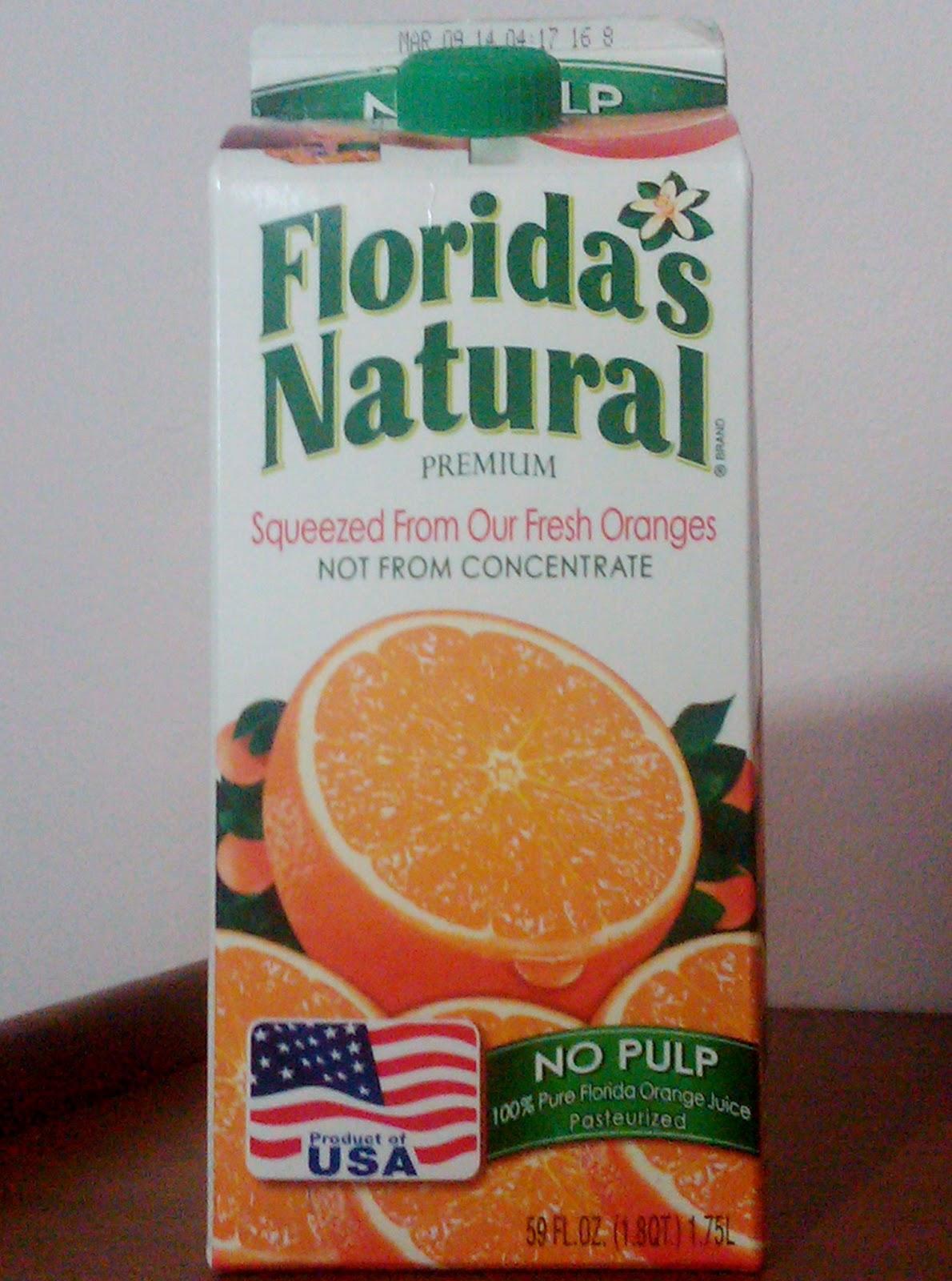 Commodity Chain Floridas Natural Orange Juice Process Flow Diagram