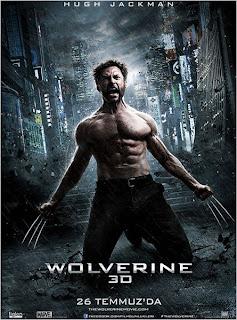 The Wolverine  - 2013 - Türkçe Dublaj izle