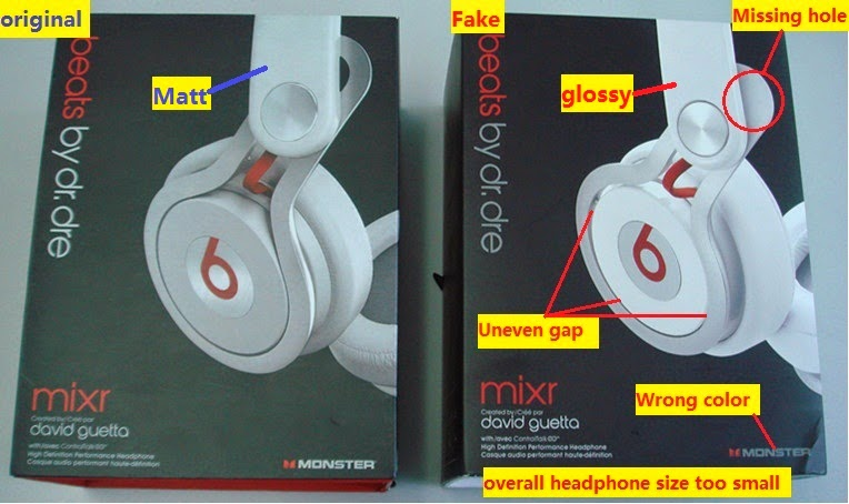 Counterfeit Beats Headphones image