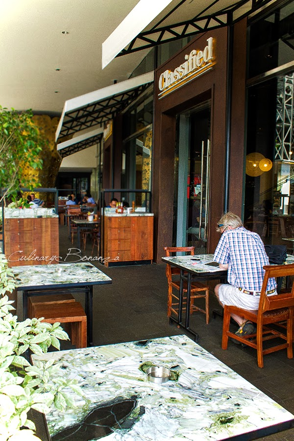 CLASSIFIED All day dining at Lippo Mall Kemang, Kemang Village Jakarta Indonesia