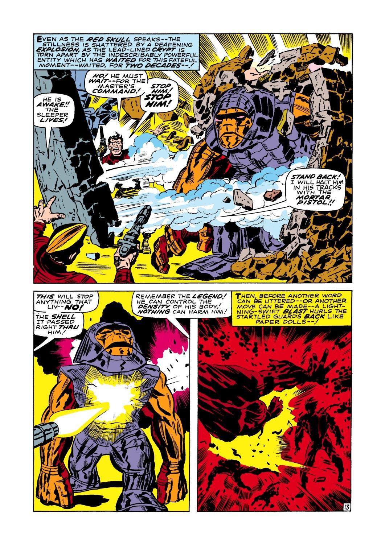 Captain America (1968) Issue #101 #15 - English 14