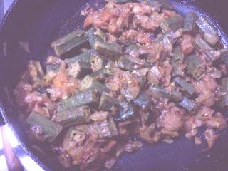 Masala Bhindi Fry