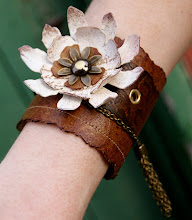 Grunge  Cuff for Big Girls!