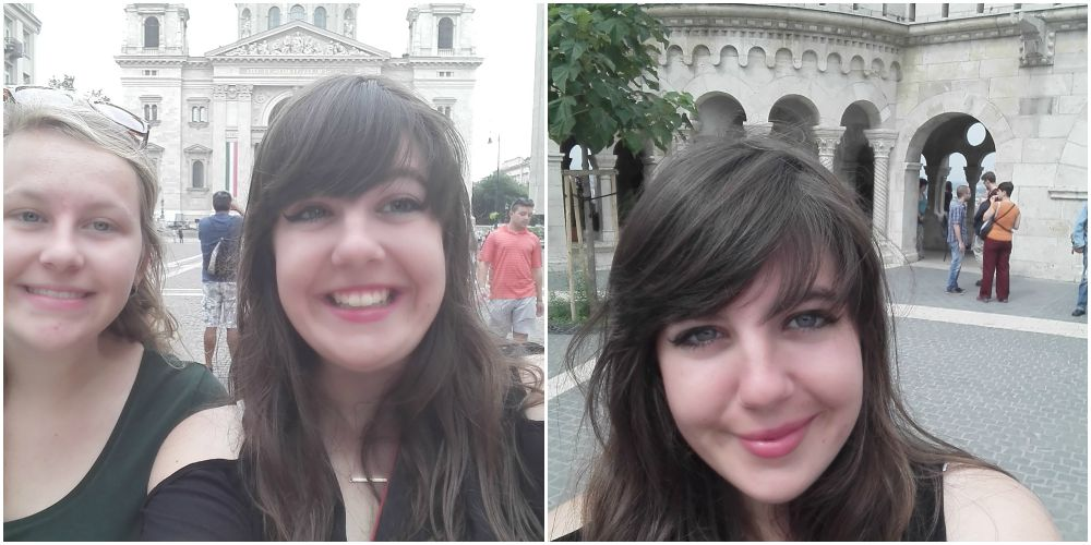 Selfie Boedapest