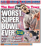 NY nightmare Super Bowl