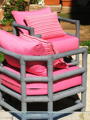 Ideas aladro i puig soluciones para exterior y chill out for Fundas para sillas de jardin