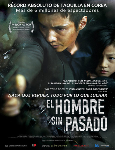 Ver El hombre sin pasado (Ajeossi (This Man) (The Man From Nowhere) (2010) Online