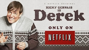 Watch Derek on Netflix from Sep 12th 2013