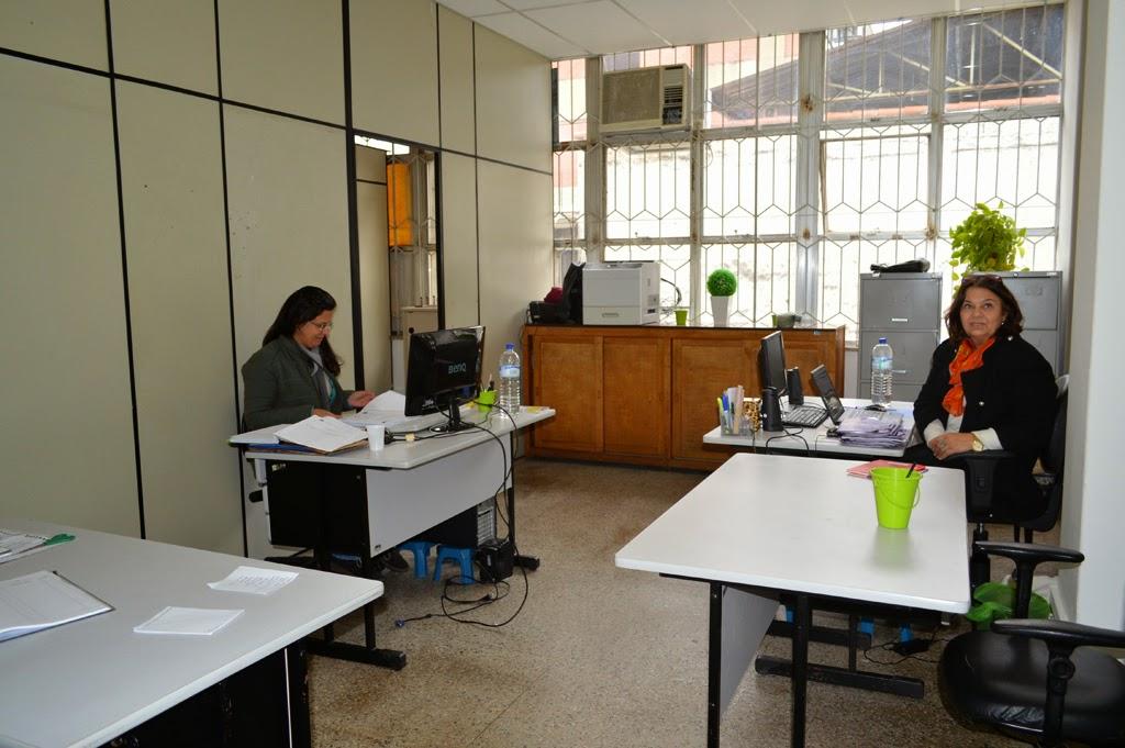 A Secretaria dos Direitos da Mulher está instalada na nova sede