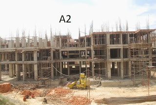 Amrapali Terrace Homes :: Construction Update a2