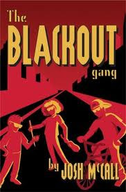 image: The Blackout Gang - mystery book review