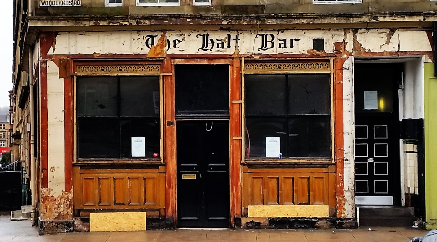 The Halt Bar, Glasgow