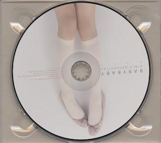 SNSD Baby Baby Album Pics 6