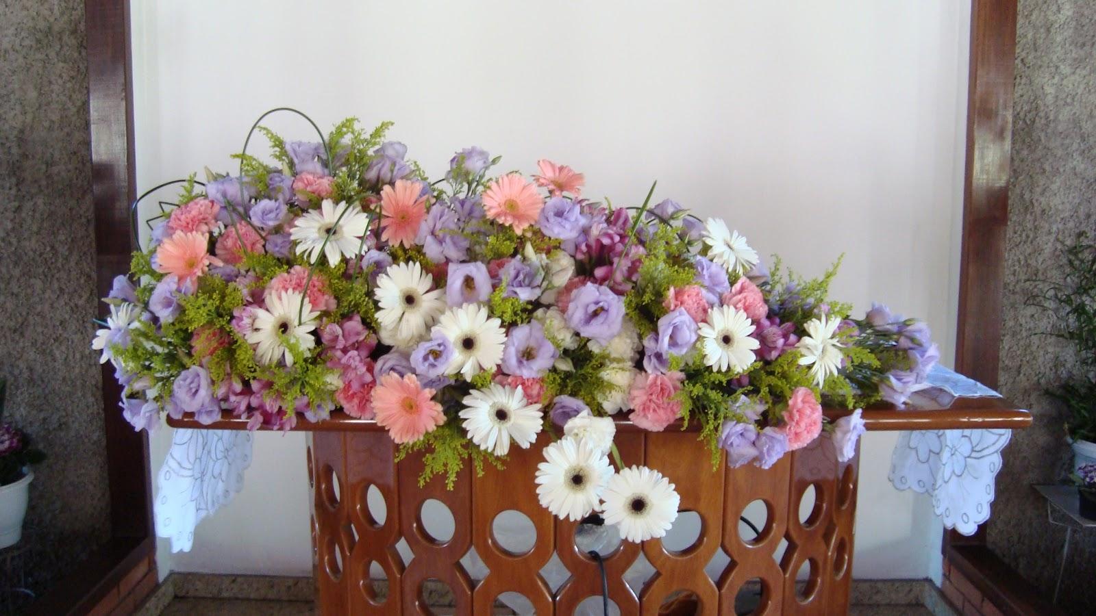 flores jardim camburi : flores jardim camburi:quiz arranjos laterais gente, não precisava mesmo, pois o jardim
