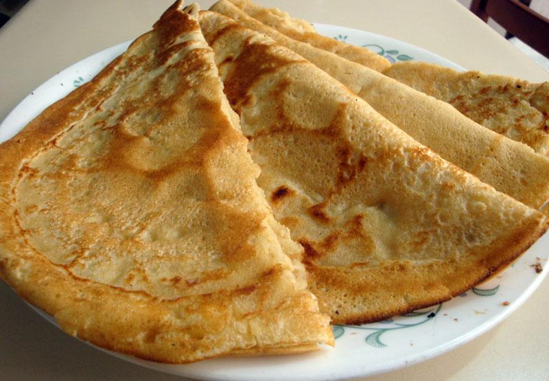 Recetas de cocina en cocinar crep s con pasas maceradas for Como cocinar crepes