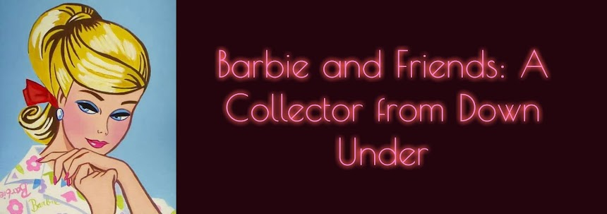 Barbie Doll and Friends: A Collector from Down Under
