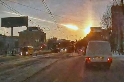 Meteorito Chelyabinsk