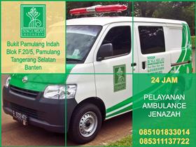Pelayanan Ambulance Jenazah