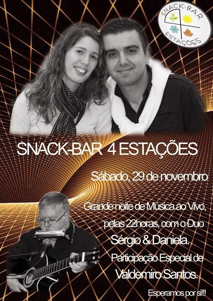 Snack-Bar 4 Estações