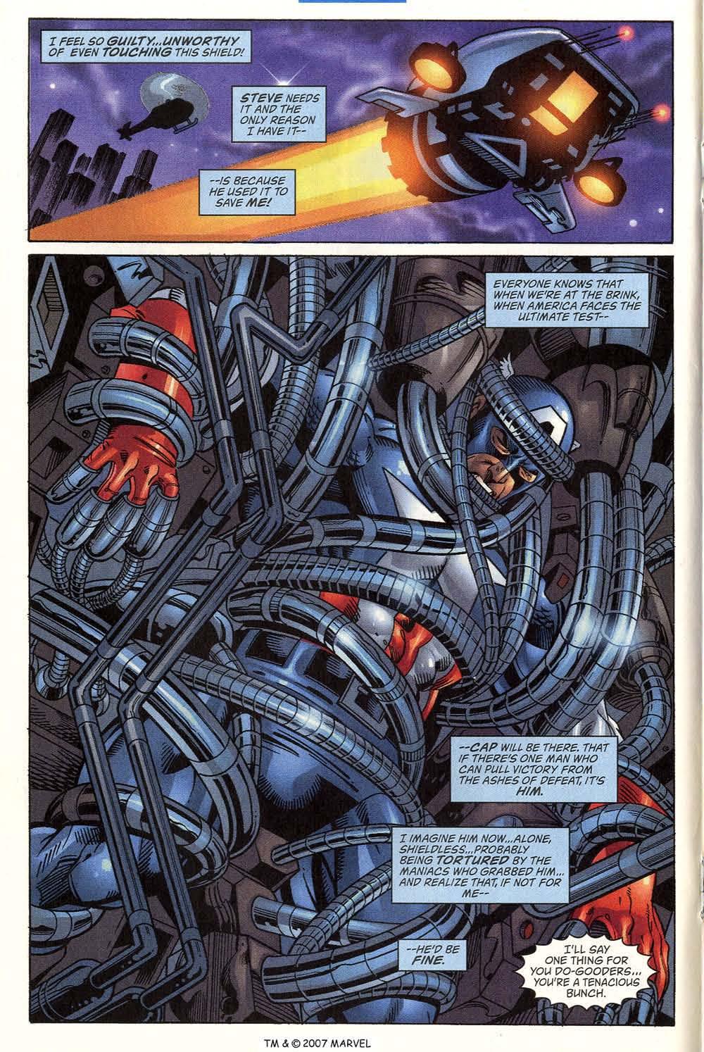 Captain America (1998) Issue #44 #51 - English 18