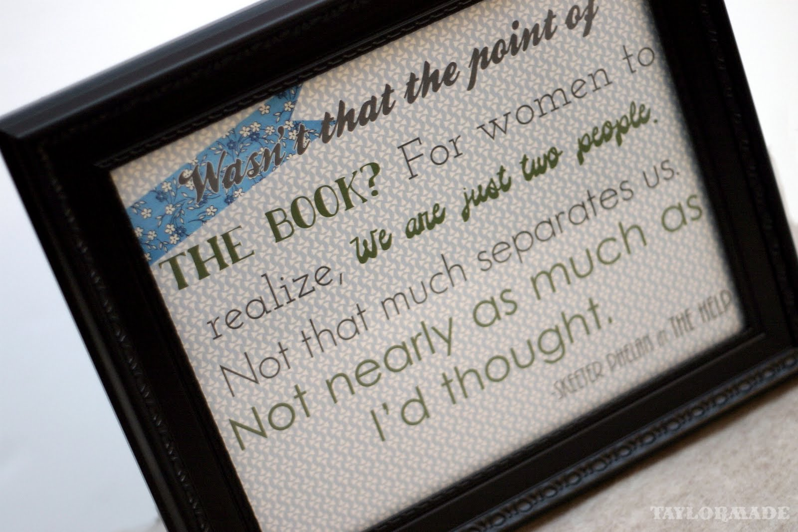 the help book quotes Best quotes and sayings about books here are some of my favorite quotes about books: to showcase thought leaders and my random thoughts to help you succeed.
