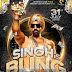 Singh Is Bling poster, Akshay Kumar is the man with the golden gun