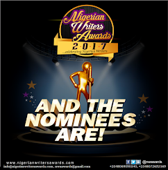 Nigeria Wiriters Awards 2017 Nominee List