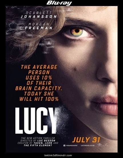 Lucy  (2014 ) afis