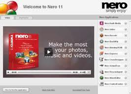 nero 11 software free download